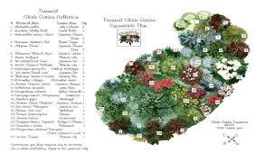 Rock Garden Plan Garden Ideas Categories Garden Stepping Stones Concrete