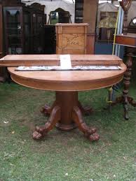 antique dining room tables with leaves zenboa