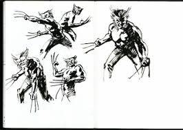 the art of sean phillips wolverine sketches