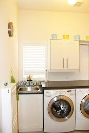 Laundry Room Cabinet With Sink by Laundry Room Terrific Painting Laundry Room Sink This Slideshow
