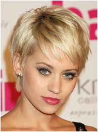 hair cut for high cheek bones short hairstyles herinterest com
