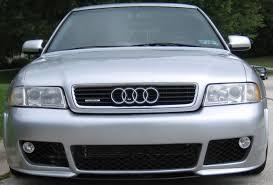 silver audi s4 silver audi s4 b5 2 7 turbo burnout rs4 bumper