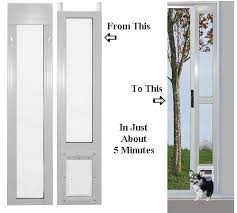 idmodpatsw ideal modular patio panel pet doors