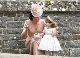 kate middleton and princess charlotte were the cutest mother