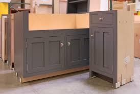Staining Maple Cabinets Fresh Grey Stained Maple Cabinets 7810