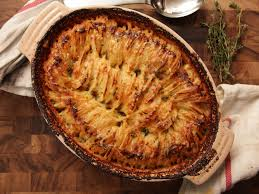 hasselback potato gratin recipe serious eats