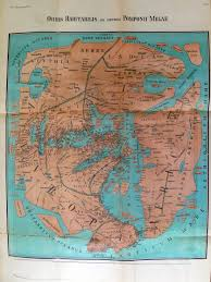 Tenochtitlan Map Map Of The Known World 43 A D 1723x1961 Mapporn