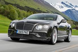 car bentley 2016 2016 bentley continental gt speed first drive photo gallery