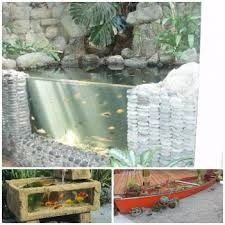 Backyard Fish Pond Ideas Unique Fish Pond Ideas You Can Choose For Your Small Garden
