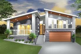 modern split level house plans tri level home plans designs home architecture modern bi level floor
