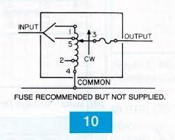 staco 5a variac transformer 0 120vac 140vac 501 variable ac output