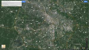 Map Of Richmond Va Richmond Virginia Map