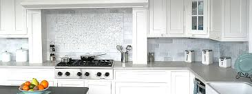 White Marble Subway Backsplash Tile Backsplashcom - Marble backsplash tiles