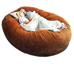 bean bag chair bed biggest bean bag chair bed ever seen in my life