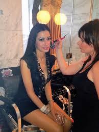 makeup artists in las vegas supermodel farah zulaikha at las vegas fashion week with p flickr
