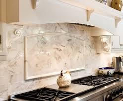 Kitchen Backsplash Mural Stone by Kitchen Excellent Kitchen Backsplash Design With Stone Marble