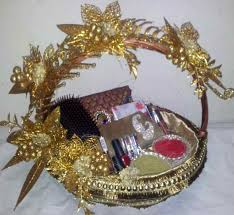 Home Made Decoration Mehndi Thaals And Baskets Pinterest Homemade Decoration Ideas For