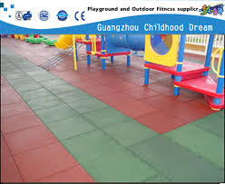kindergarten playground outdoor rubber flooring residential