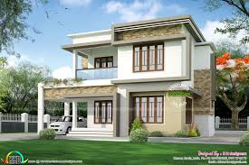front elevations of indian economy houses different elevations of house home design two elevation with same