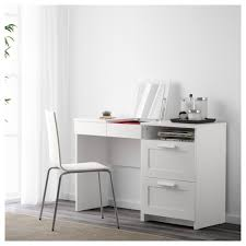 Ikea Pull Out Drawers Brimnes Dressing Table Chest Of 2 Drawers White Ikea