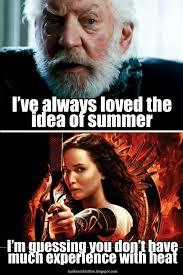 Hunger Games Meme - when frozen meets the hunger games