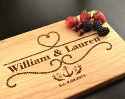 personalized wedding cutting board personalized cutting board custom cutting board personalized