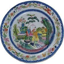 antique china pattern antique s ironstone china mogul pattern plate