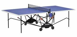 Amazon Ping Pong Table Amazon Com Kettler Berlin Outdoor Ping Pong Table Sports