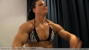 Muscle Woman Meme - female muscle bouncing gif find share on giphy