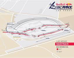 Las Vegas Motor Speedway Map by Red Bull Air Race World Championship Las Vegas Motor Speedway
