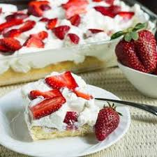 tres leches cake with strawberries by shilpa cakes pinterest