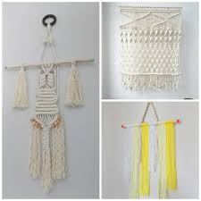 Macrame Home Decor by Loving Out Loud Macrame U2026 Courtney Out Loud