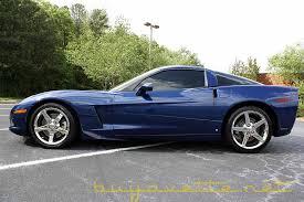 07 corvette for sale 2007 corvette z51 for sale at buyavette atlanta