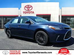new 2017 toyota avalon touring 4d sedan in sarasota hu246397