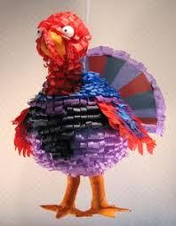turkey pinata search animalute