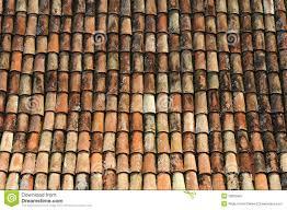 Mediterranean Roof Tile Old Tile Roof Stock Image Image 18303401