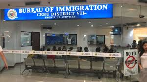 bureau immigration how to extend a philippines tourist visa cebu immigration office info