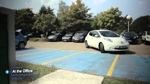 cool electric cars charging range nissan leaf electric car nissan