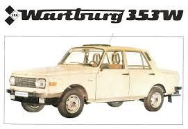 wartburg brochures cartype
