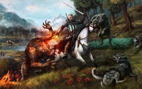 wild hunt witcher 3 werewolf the witcher 3 wild hunt video games we really like funk gumbo