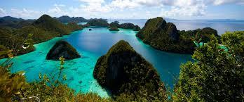 papua crossing indonesia