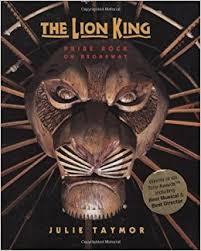 lion king pride rock broadway disney theatrical