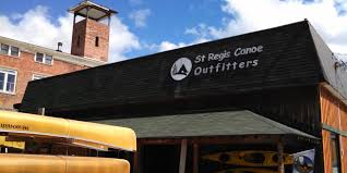 our bases st regis canoe outfitters