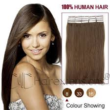 16 inch hair extensions inch ash brown 8 indian remy hair extensions 20pcs