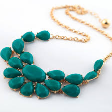 fashion jewelry necklace wholesale images Luxury gem pendant necklace jpg