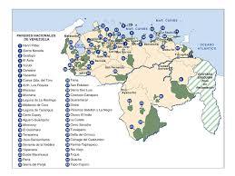 imagenes monumentos naturales de venezuela resultado de imagen para mapa de monumentos naturales de venezuela