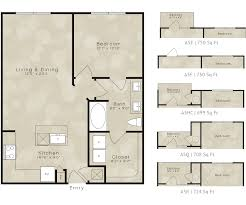 spacious floor plans u2013 elan city lights