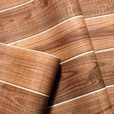 vintage wood plank vintage wood wallpaper pvc waterproof 3d modern design wall