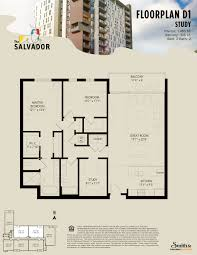 floorplans the salvador