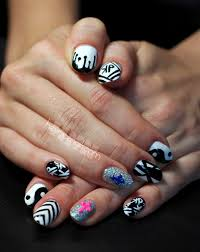 these are donne u0027s fabulous nails she painted for